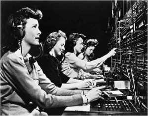 Women on Switchboard