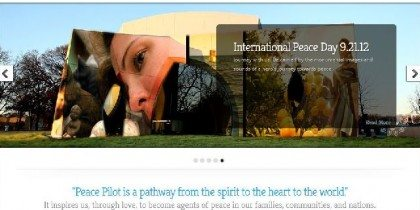 Web Design Project | PeacePilot.org