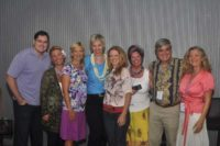 Social Media Club Hawaii gang with Mari Smith