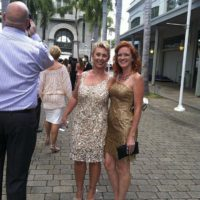 Tara and Gwen at PEM Awards