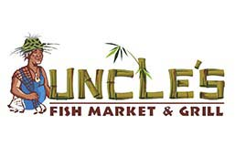 Uncles Fish Market Logo